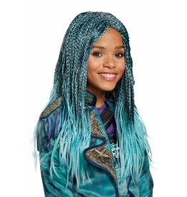 Disguise Descendants Uma Wig