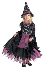 Disguise Fairytale Witch S (2T)