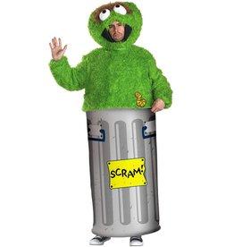 Disguise Sesame Street Oscar