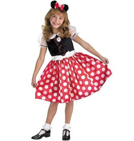 Disguise Minnie Mouse M (3T-4T)