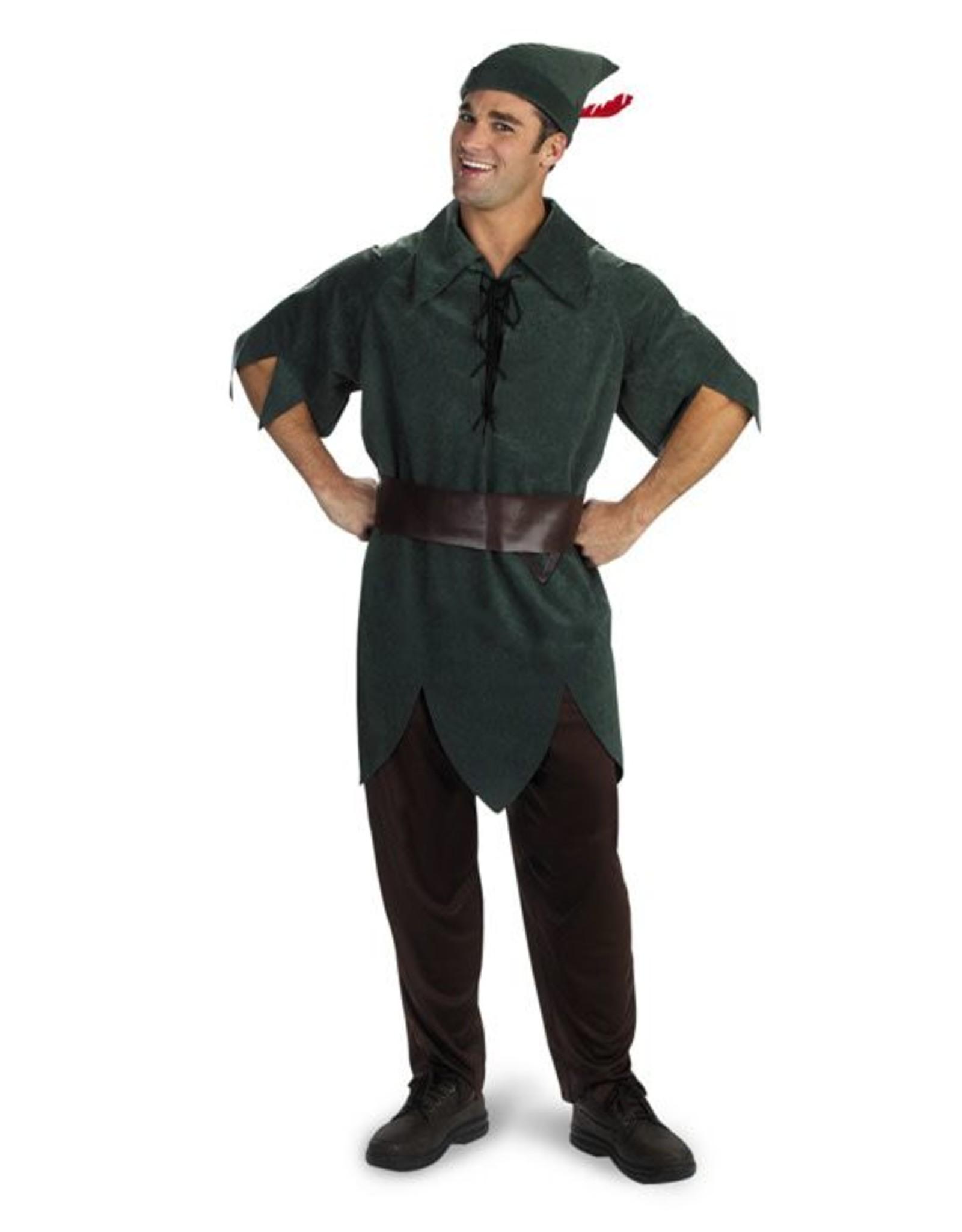 Disguise Peter Pan