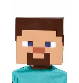 Disguise Minecraft Steve Mask