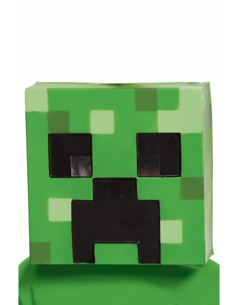Disguise Minecraft Creeper Mask