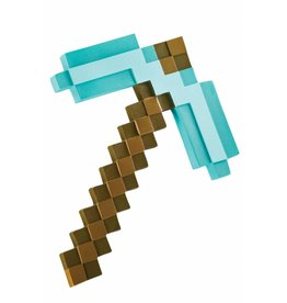 Disguise Minecraft Pickaxe