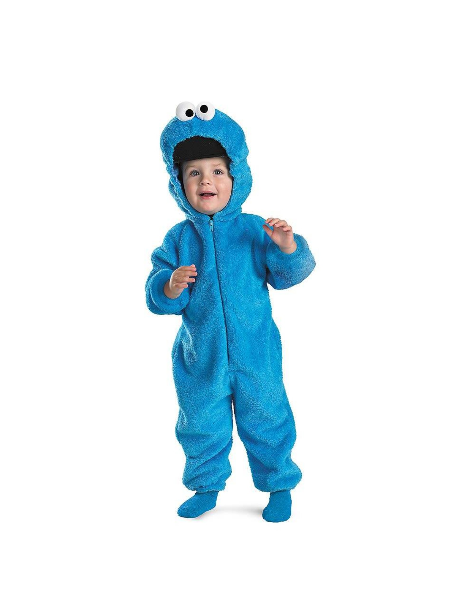 Disguise Cookie Monster W (12-18MTH)