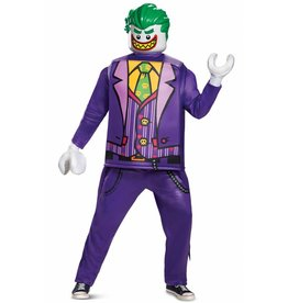 Disguise Lego Joker