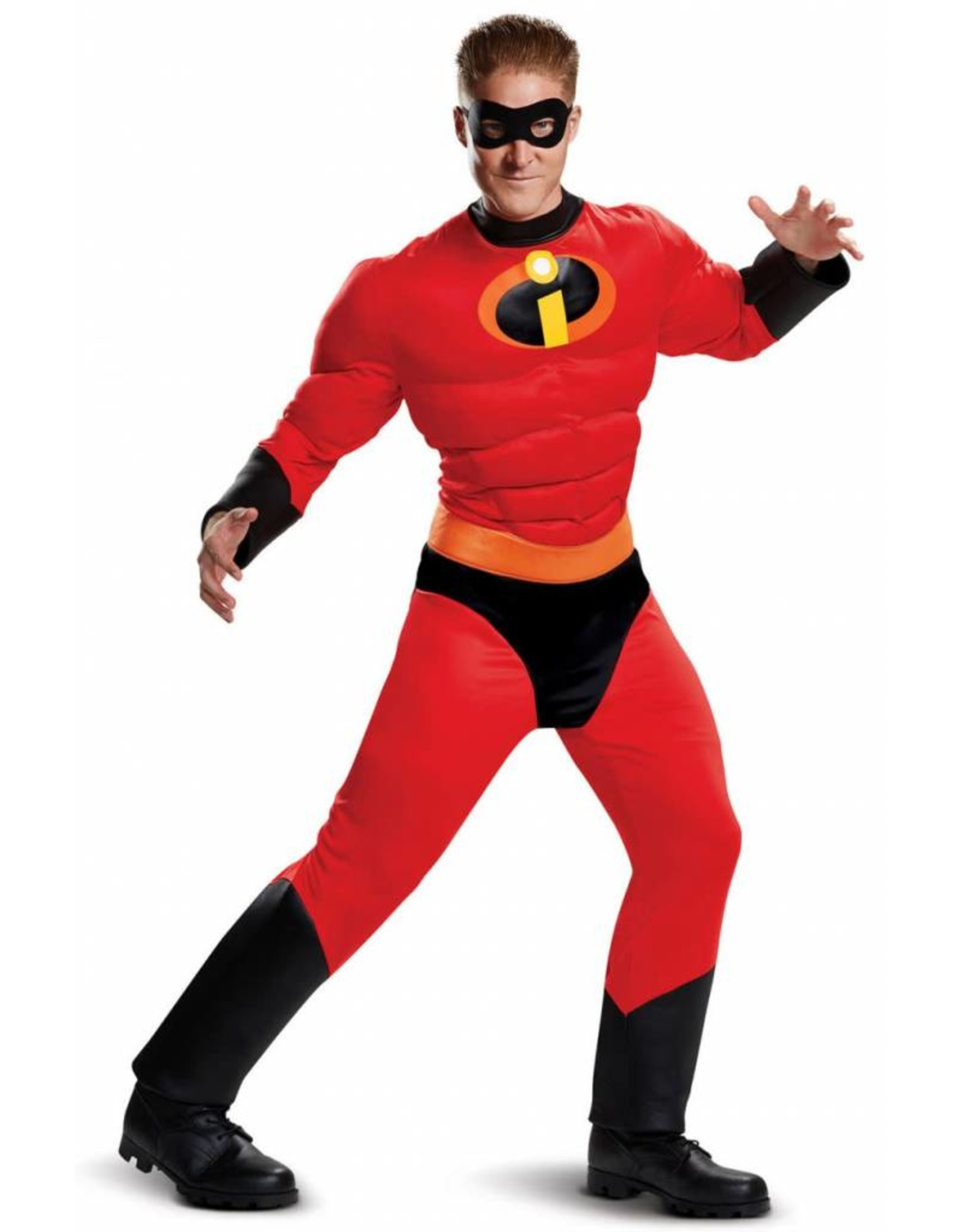Disguise Mr. Incredible Muscle Adult