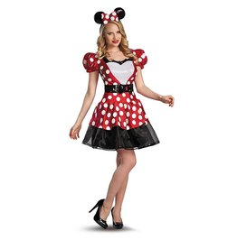 Disguise Glam Red Minnie