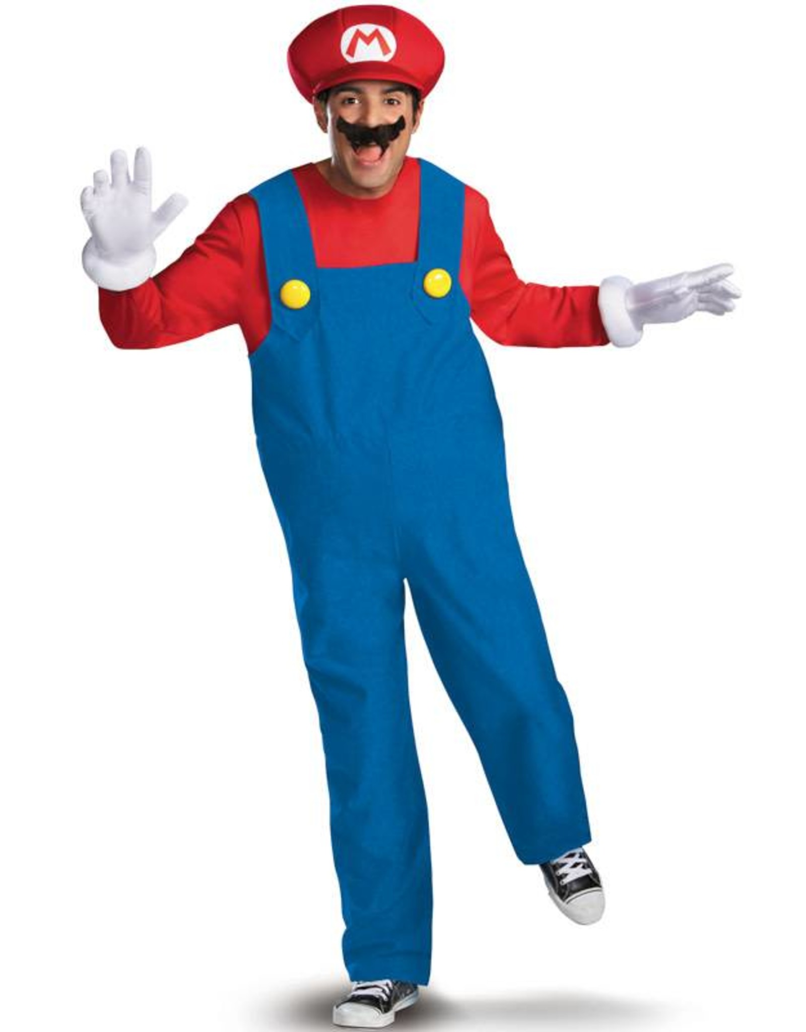Disguise Mario Adult