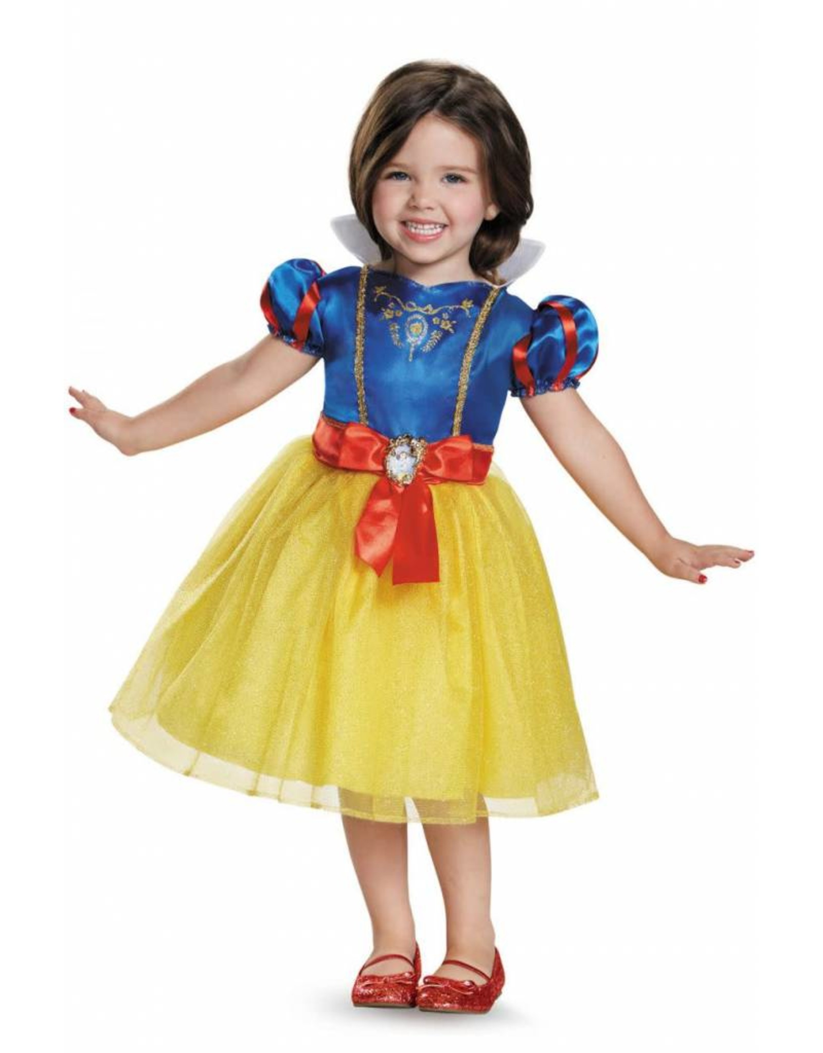 Disguise Snow White Toddler M (3T-4T)
