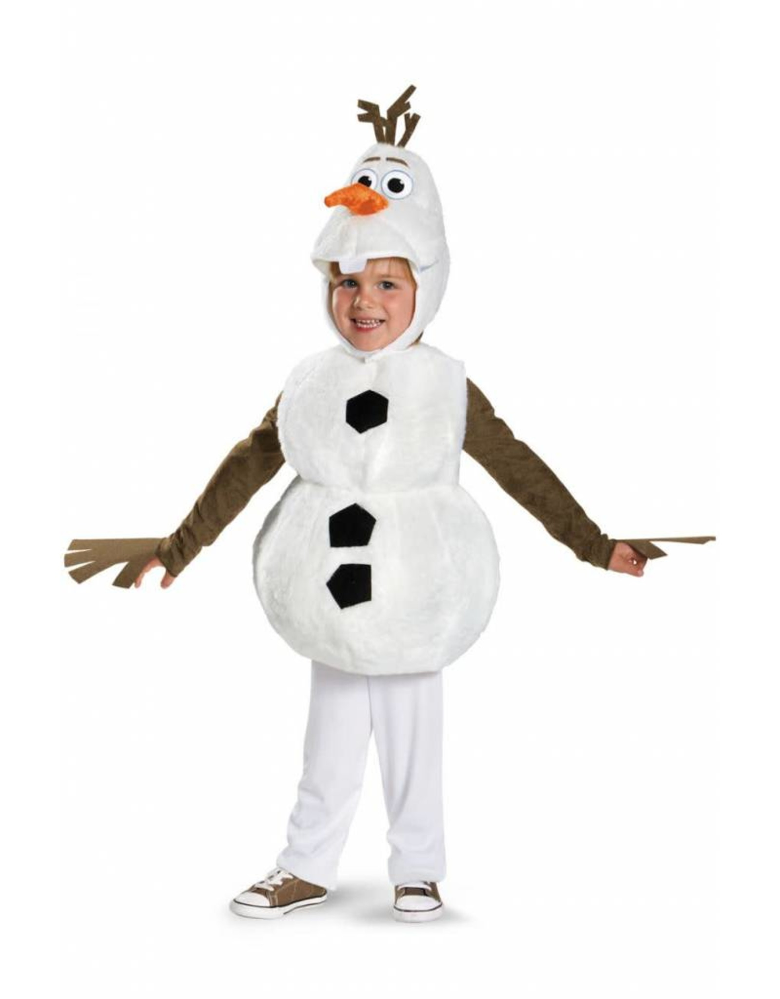 Disguise Olaf Costume S (2T)
