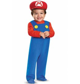Disguise Baby Mario W (12-18mth)