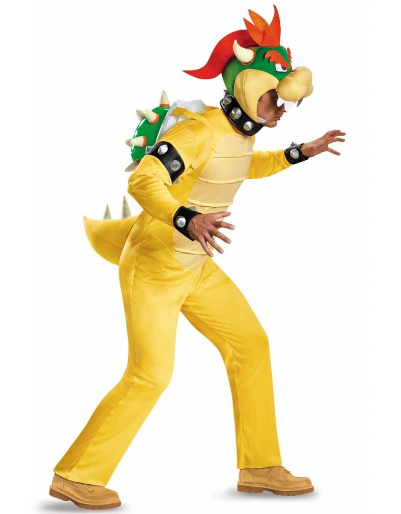 Disguise Bowser Adult