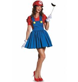 Disguise Mario Girl