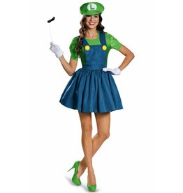 Disguise Luigi Girl