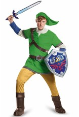 Disguise Link Deluxe Adult