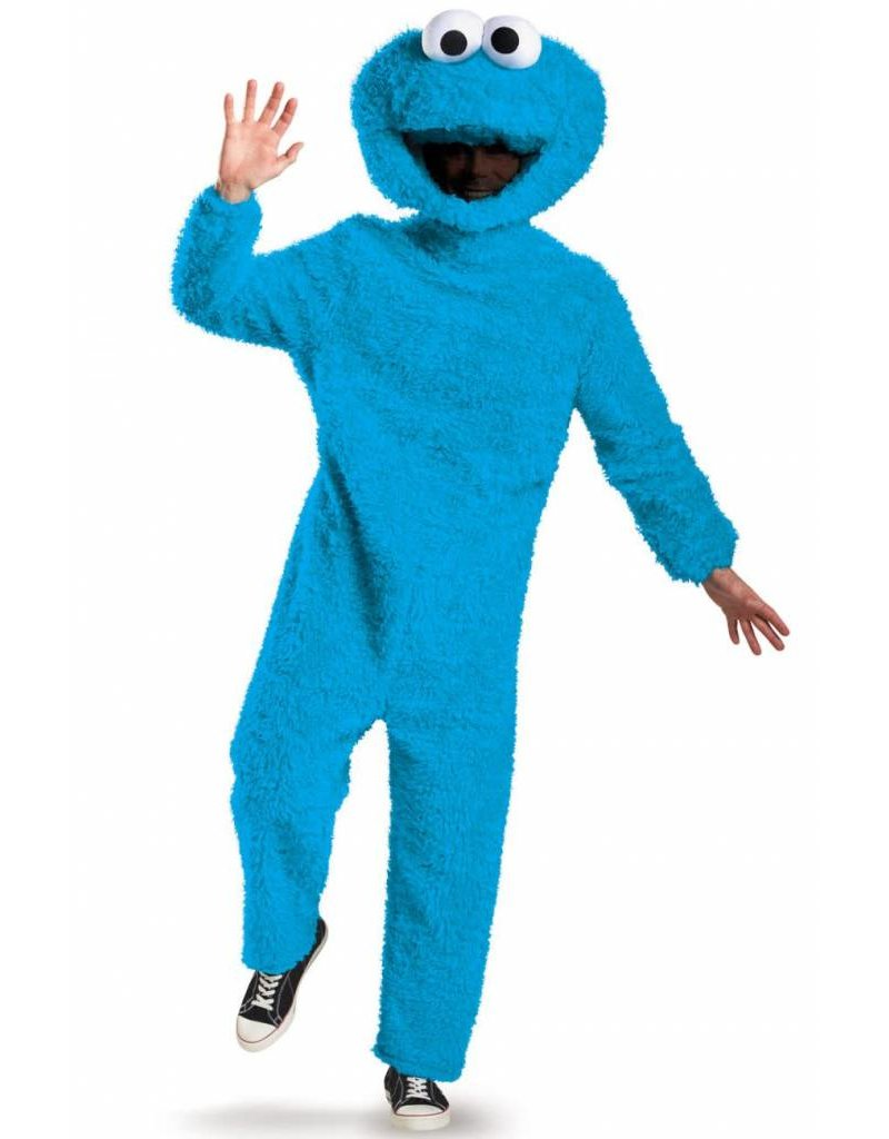 Disguise Cookie Monster Adult