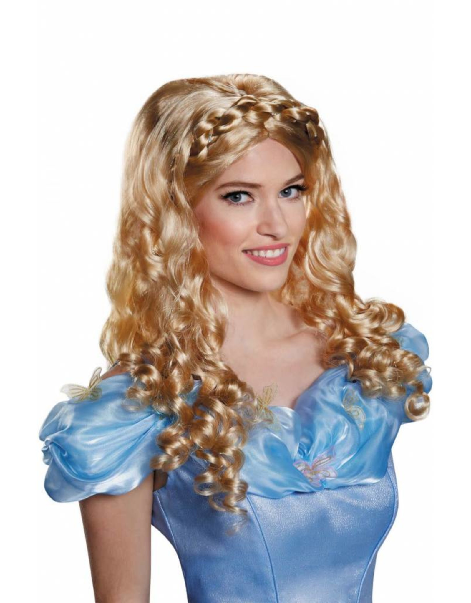 Disguise Cinderella Adult Wig