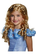 Disguise Cinderella Child Wig