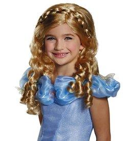 Disguise Cinderella Child Wig