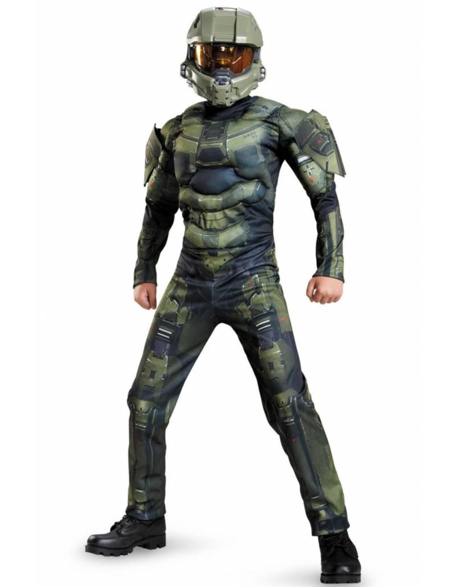Disguise Master Chief