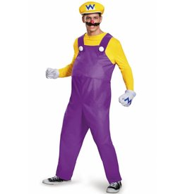 Disguise Wario Adult
