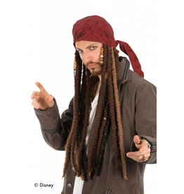 Elope Jack Sparrow Movie Scarf/Dreads