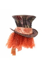 Elope Madhatter Hat w/Hair
