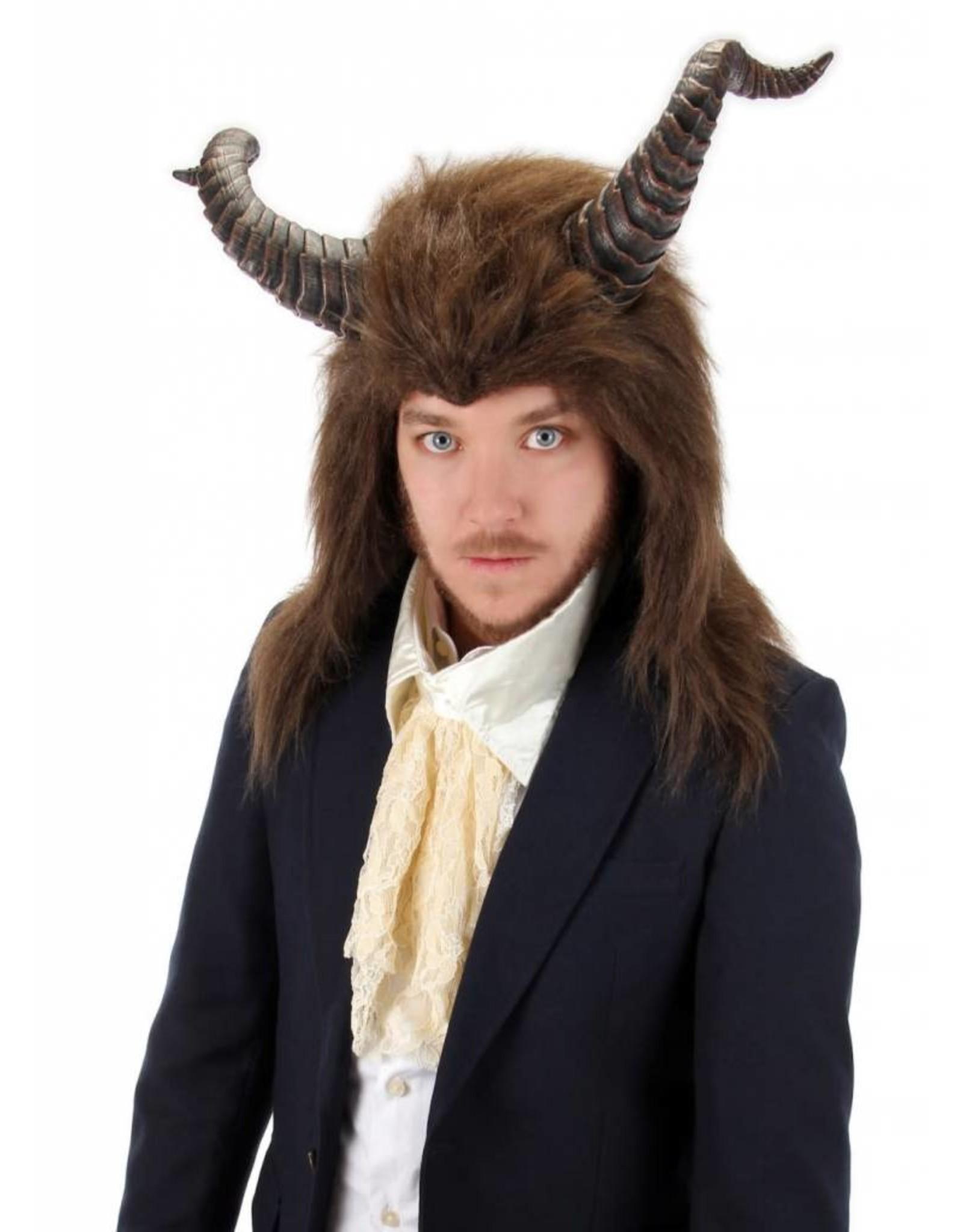 Elope Beast Hood with Horns