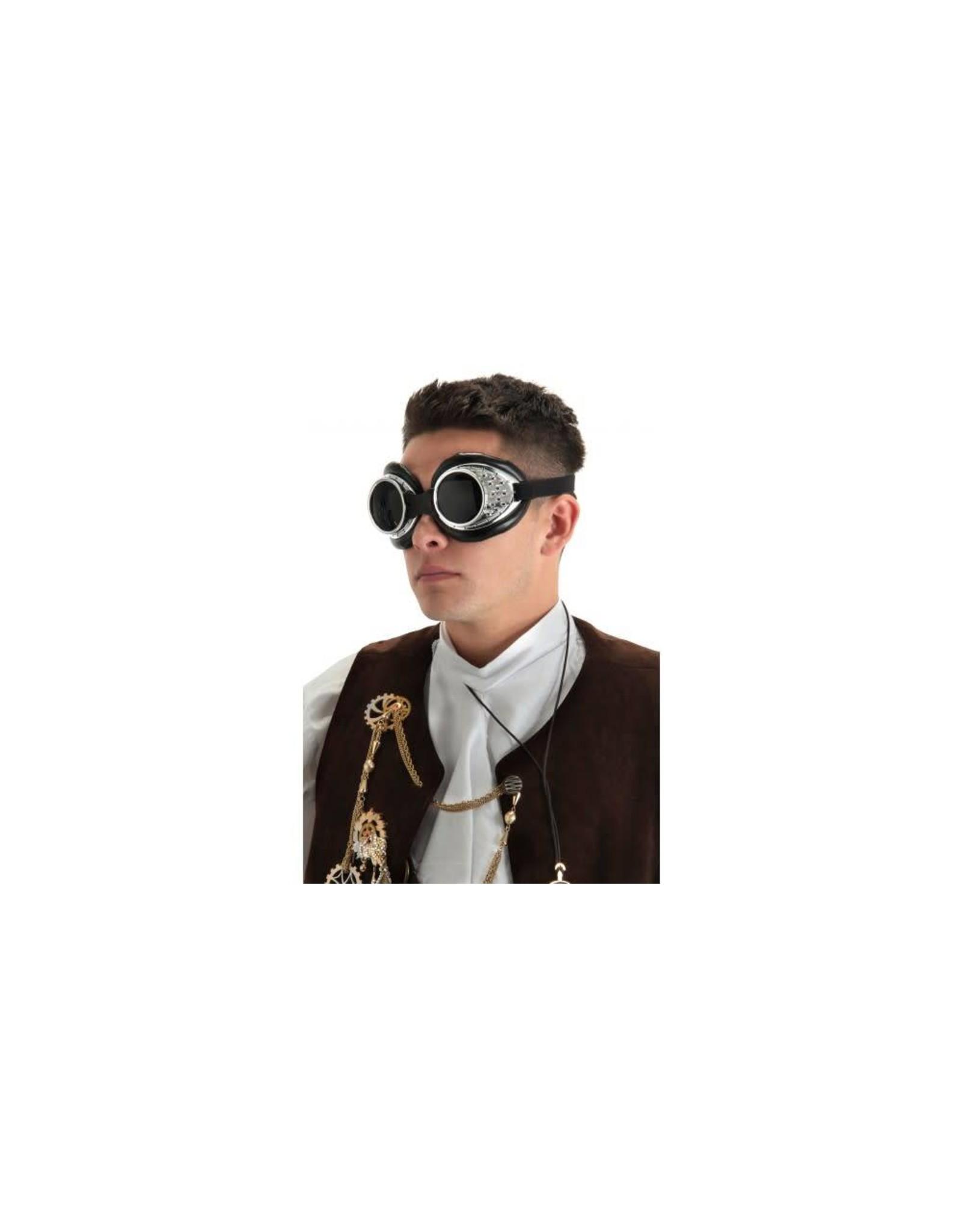 Elope Radioactive Goggles Silver