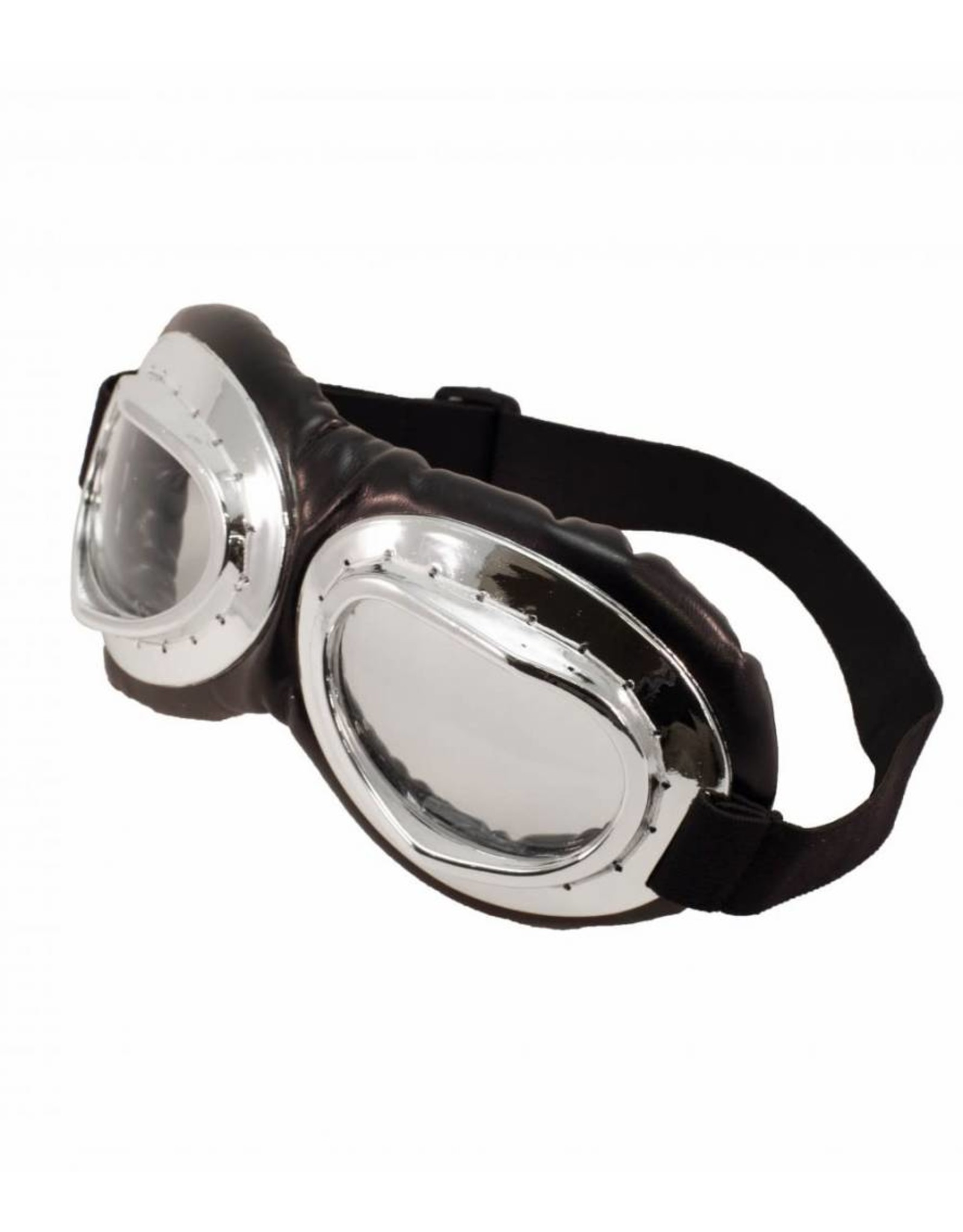 Elope Aviator Goggles Black