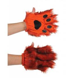 Elope Orange Paws