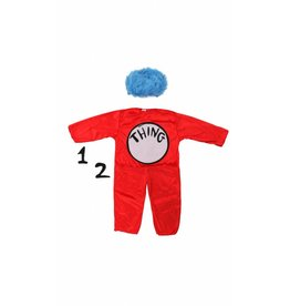 Elope Seuss Thing 1/2 (2T-4T)