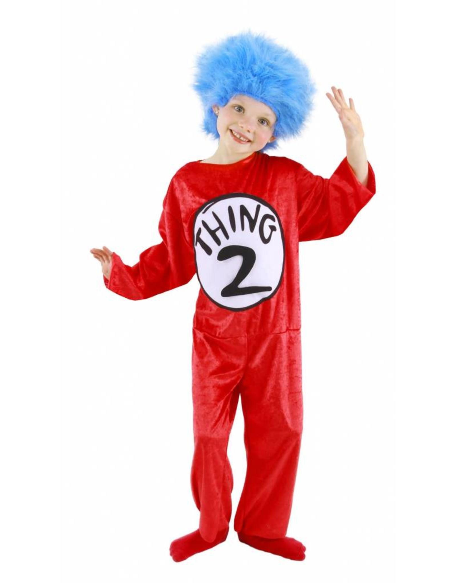 Elope Seuss Thing 1/2 (2T-4T)
