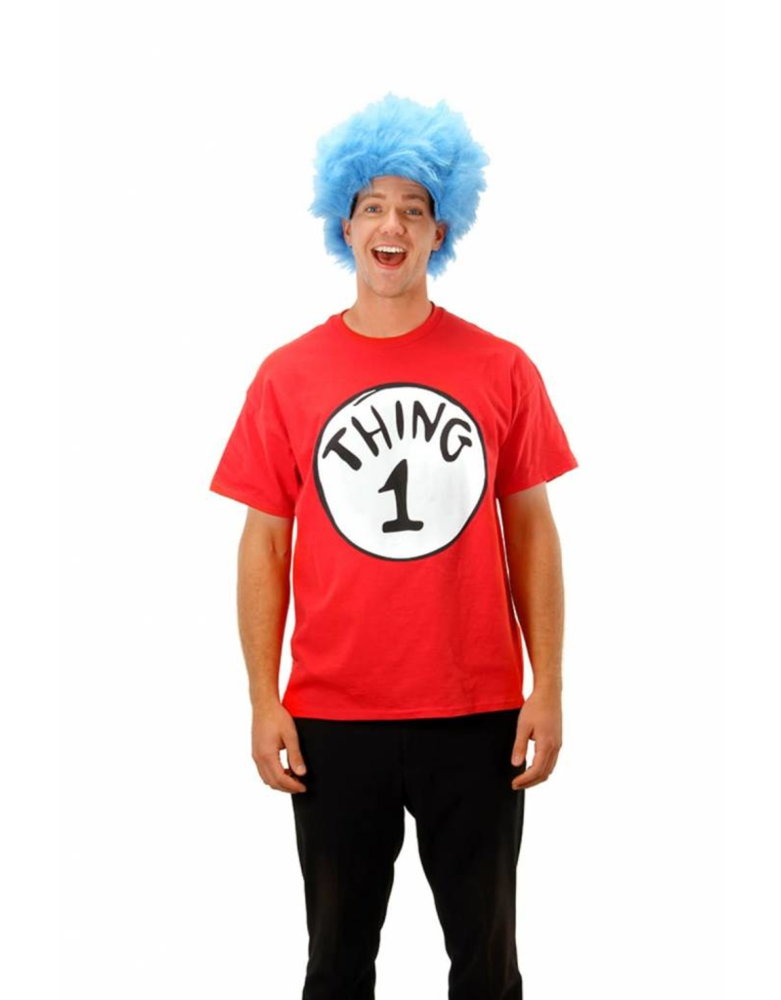 Elope Thing 1 Kit with Wig