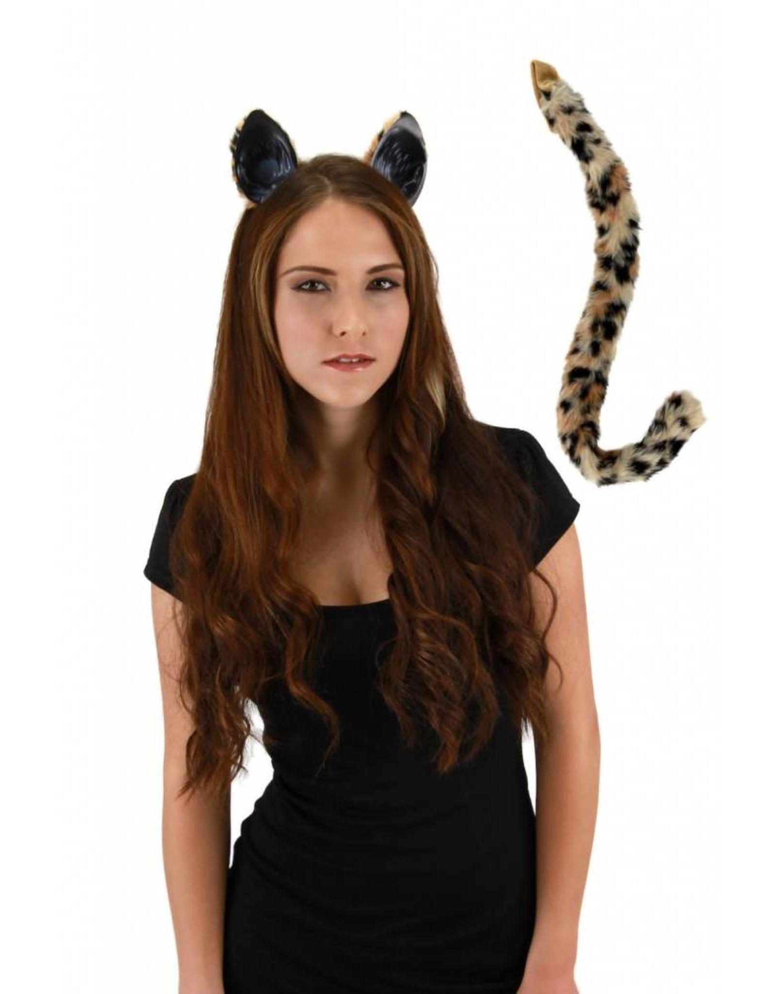 Elope Cat Ears Cheetah