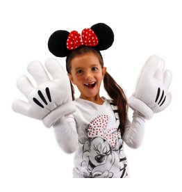 Elope Minnie Ears & Glove Kit