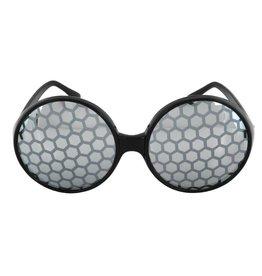 Elope Bug Eyes Black Glasses