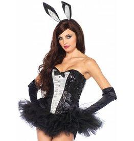 Leg Avenue Bunny Kit Black
