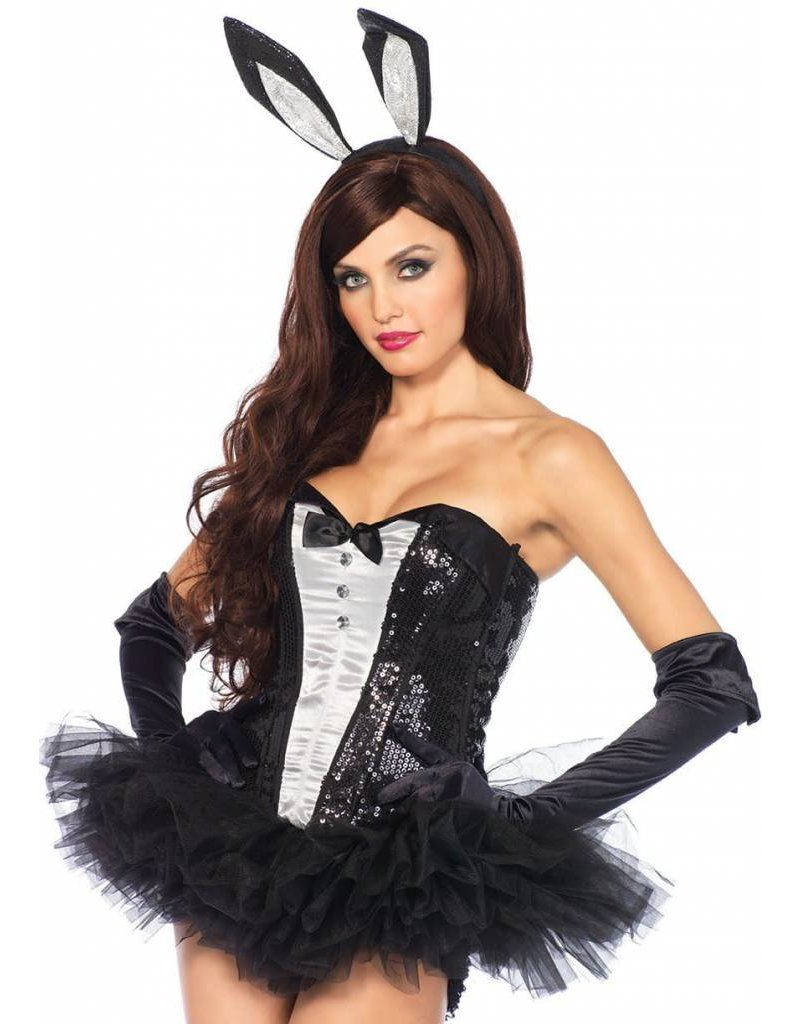 Leg Avenue Bunny Kit Black