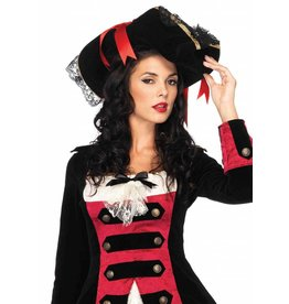 Leg Avenue Swashbuckler Hat