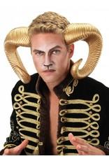Elope Gold Ram Horns