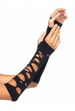Leg Avenue Distressed Arm Warmers