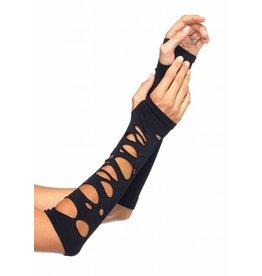 Leg Avenue Distressed Arm Warmers