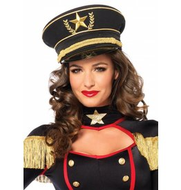 Leg Avenue Military Hat