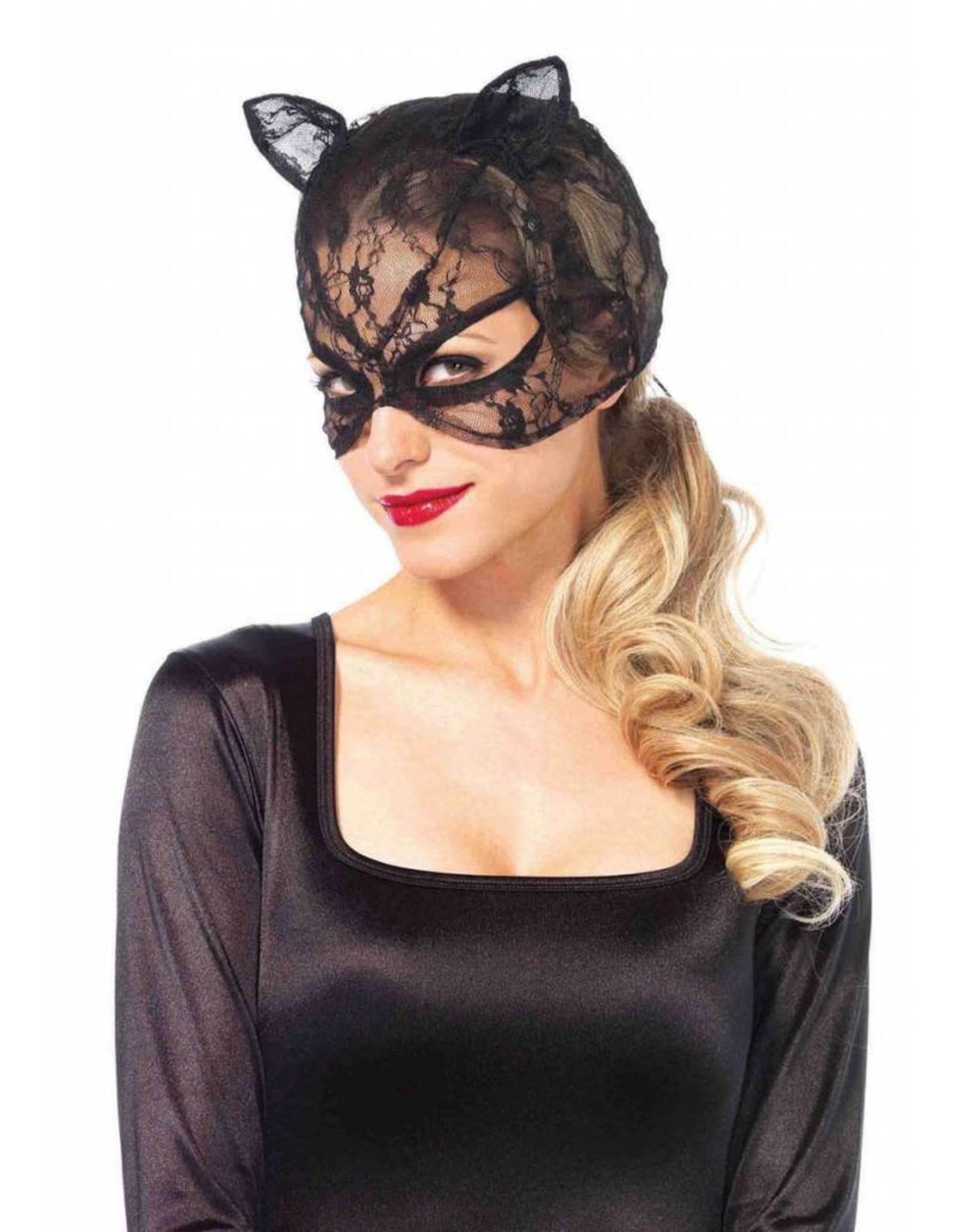 Leg Avenue Lace Cat Mask