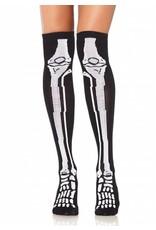 Leg Avenue Skeleton Socks