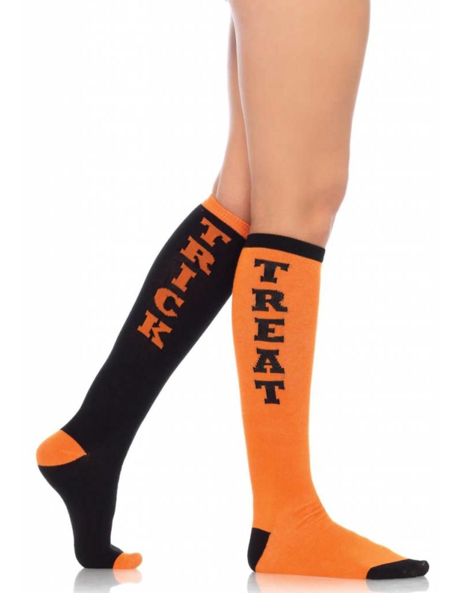 Leg Avenue Trick or Treat Socks