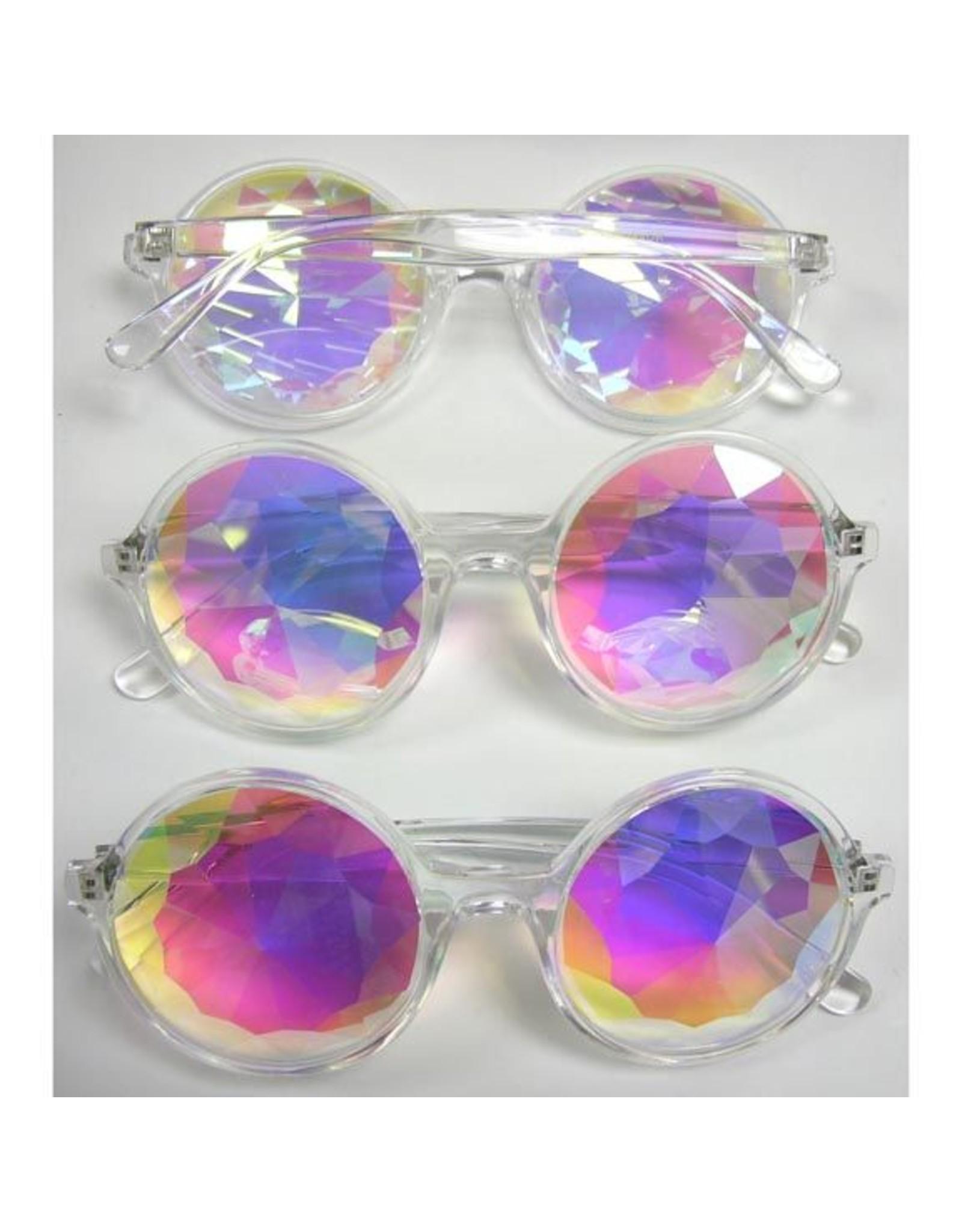 Flashback and Freedom Kaleidoscope Glasses
