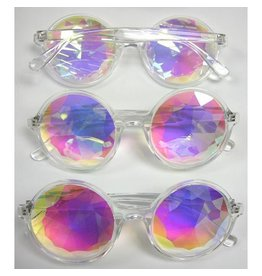 Flashback and Freedom Kaleidoscope Glasses